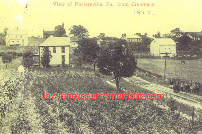 Prospect Park Pa >> Lawrence County Memoirs: Old Photos - Portersville PA